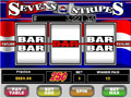 Click to play Sevens and Stripes slot free now