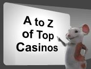 A to Z casino directory - where to play online