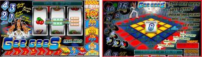 GeeGees a geat new 3-reel bonus game slot at Ladbrokes Casino