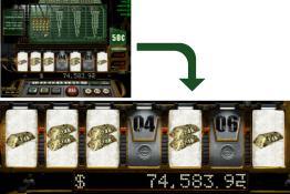 IRIS 3000 Progressive Slot Machine