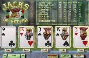 Premierbet Casino Video Poker oozes style and is a pleasure to play!