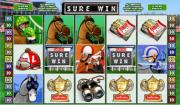 Click to visit Ladbrokes Casino to play new slot SURE WIN