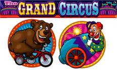 The Grand Circus Slot Machine