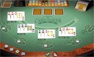 New in November - Gold Series 3 Card Poker multihand - this table game comes highly recommended!