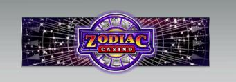 Click to visit the rather gothic (purple and black) and decidedly astral Zodiac Casino