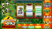 Apocalpse Cow - funny, you can play for free no registration at the 2 casinos below