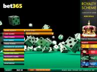 Click to visit popular Bet365 Casino for a look around