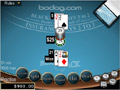 No B.S No Download Blackjack at Bodog Casino