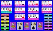 Lots of bonus power poker games to play for free or for real money