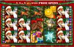 Play Deck The Halls slot for free or for real