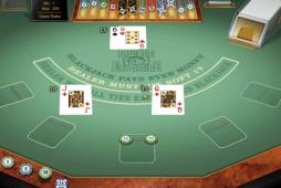 Great Microgaming Blackjack options at 32Red Casino including Microgaming GOLD SERIES - this one is Double Exposure Blackjack - plys for fun or for real money at 32Red today.