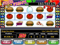 Click for free play on FOOD FIGHT slot game