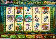 Forest of Wonders new slot machine