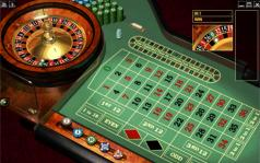 Spin Palace Casino has Ultra realistic GOLD SERIES European Roulette too