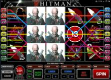 Click to go to 32Red to try new HITMAN feature/bonus slots game