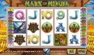 New Mark of Medusa slot game from Microgaming