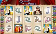 Play Quest For Beer Oktoberfest themed online slot machine - fun!