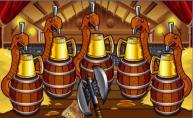 The bonus game in this fun Oktoberfest themed slot game