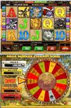 Microgamings original MegaMoolah Progressive Slot