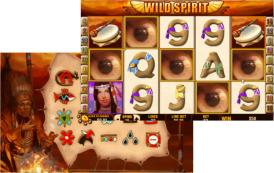 Wild Spirit Feature slot is new at Bet365 Casino