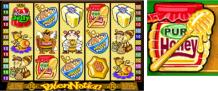 Click to visit Blackjack Ballroom casino to play this slot game