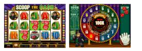 Scoop the Cash slot from Microgaming