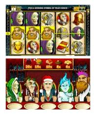 New Christmas slot from Microgaming