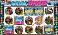 Snow Honeys Microgaming slot machine