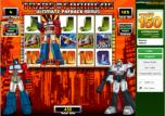 We like Transformers slot - battle big time for some cash