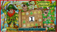 The Bonus game in Treasure Ireland - triggers when you accumuate 3 maps