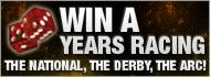Click for details on site at Paddy Power Casino